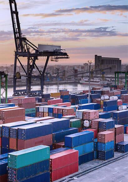 доставка вантажів контейнером