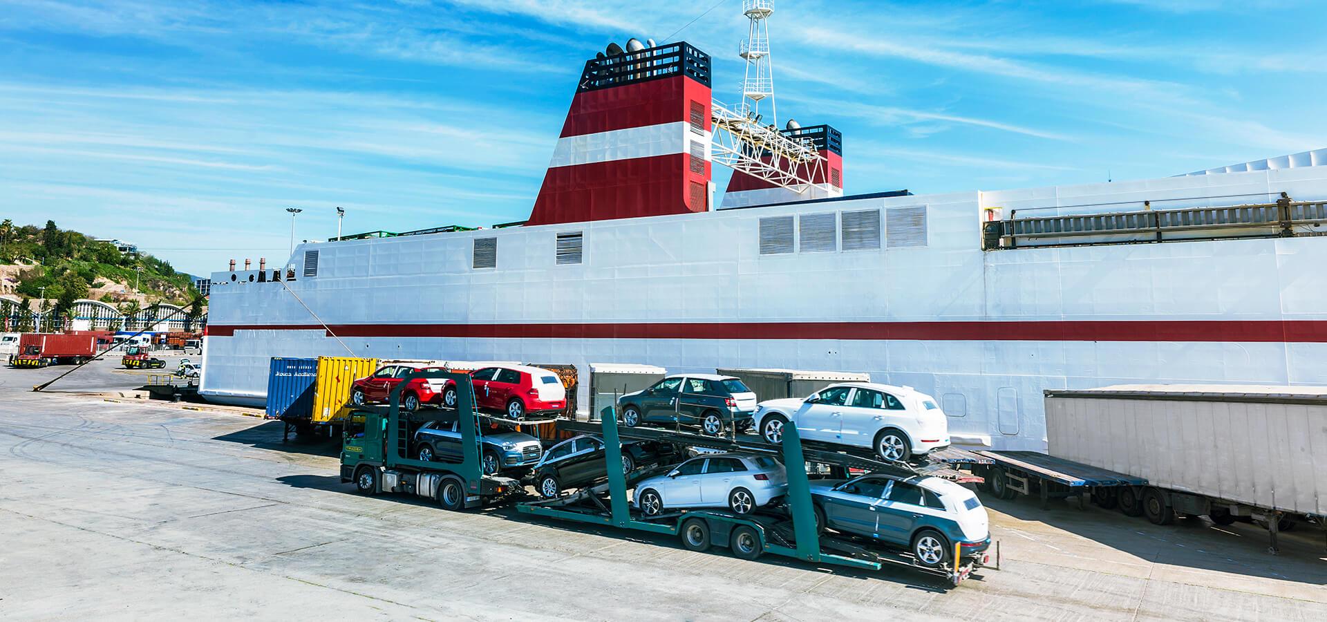 Доставка и оформление машин с США или Канады